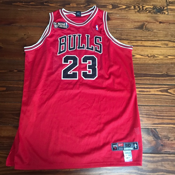 save off 44055 1e25f Jordan jersey nba finals 97-98